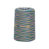 Polyesterová nit žíhaná Viga 80 multicolor - 9042