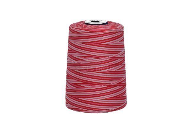 Polyesterová nit žíhaná Viga 80 multicolor - 9044
