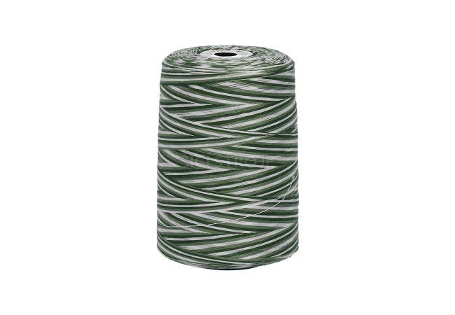 Polyesterová nit žíhaná Viga 80 multicolor - 9047