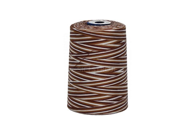 Polyesterová nit žíhaná Viga 80 multicolor - 9048