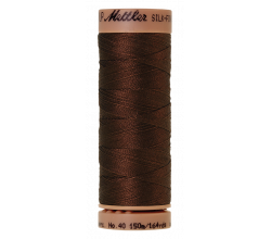 Silk-Finish Cotton 40 - Friar Brown
