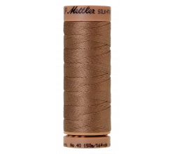 Silk-Finish Cotton 40 - Walnut
