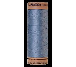 Silk-Finish Cotton 40 - Summer Sky