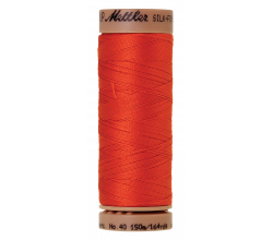 Silk-Finish Cotton 40 - Paprika