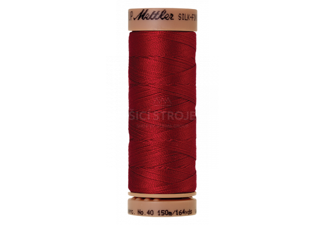 Silk-Finish Cotton 40 - Country Red