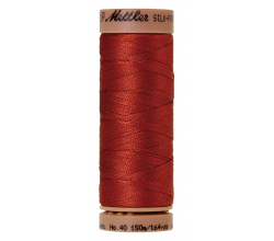 Silk-Finish Cotton 40 - Brick