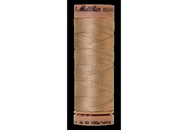 Silk-Finish Cotton 40 - Sandstone
