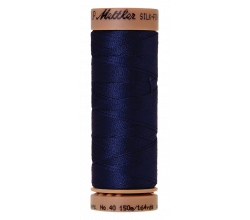 Silk-Finish Cotton 40 - Imperial Blue