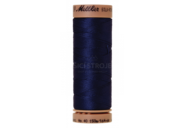 Silk-Finish Cotton 40 - Imperial Blue
