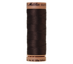 Silk-Finish Cotton 40 - Black Peppercorn