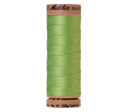 Silk-Finish Cotton 40 - Jade Lime