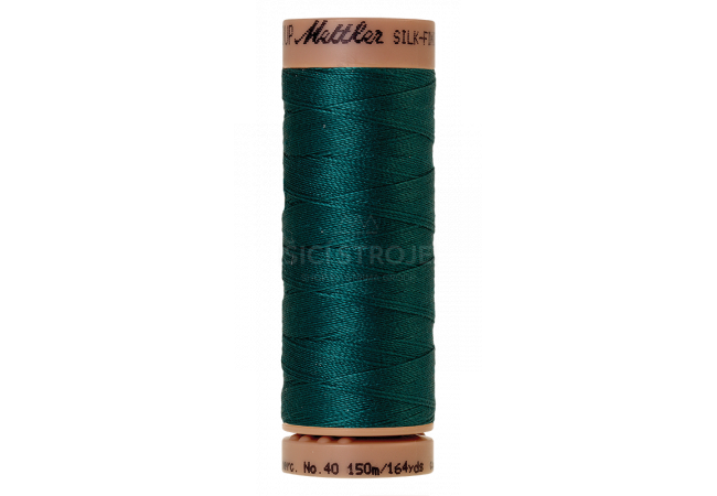 Silk-Finish Cotton 40 - Tidepool
