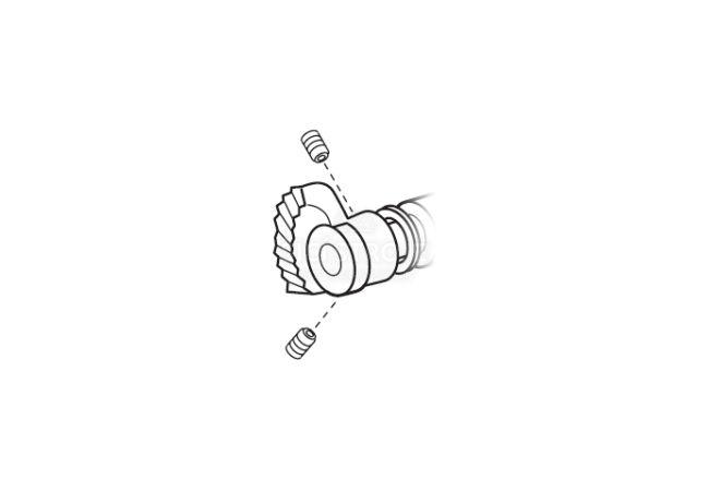 Ozubené kolo spodní hřídele 735950003 JANOME