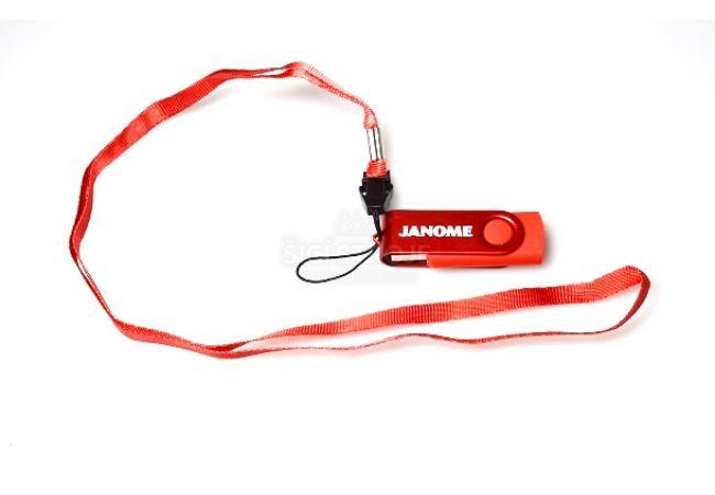USB klíč JANOME