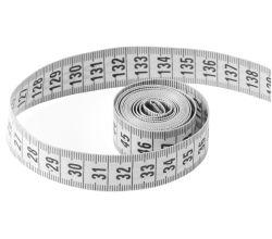 Metr 150cm - skleněné vlákno