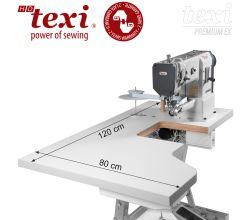 Šicí stroj TEXI HD FORTE CILINDRO-B UF PREMIUM EX XL