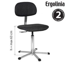 Průmyslová židle ERGOLINIA EVO2 PROFI