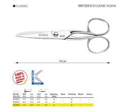 Nůžky KRETZER ECO CLASSIC 912018