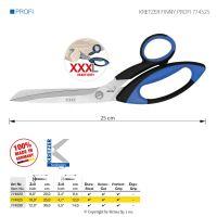 Krejčovské nůžky KRETZER FINNY PROFI 774525