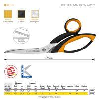 Nůžky KRETZER FINNY TEC XX 742020