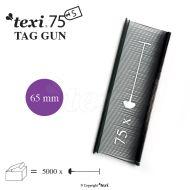 Splinty 65mm standard, černé, balení 5.000 kusů