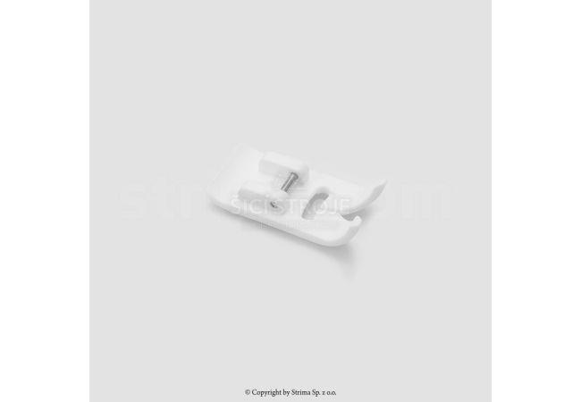 Plastová rychloupínací patka pro rovné a cik-cak šití 7 mm