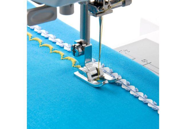 Texi kovová patka na šití aplikací pro šicí stroje