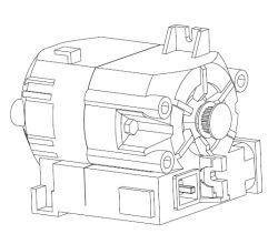 Motorek Pfaff 413115801