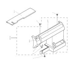 Čelní plastový kryt pro Pfaff Select 3.0