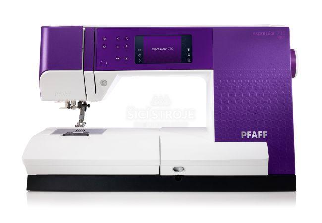Pfaff Expression 710 šicí stroj velikosti XXL
