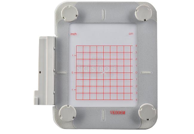 Kovový rámeček Sewtech 80x80 PA006M