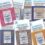 Jehly do šicích strojů - Schmetz