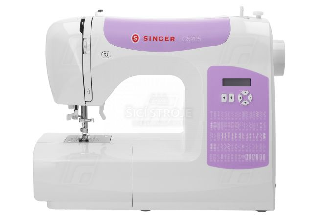Singer C5205 PR - II. jakost