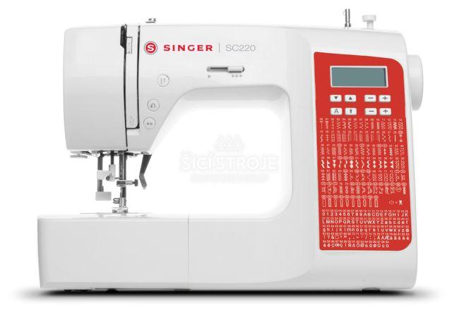 Singer SC220-RD