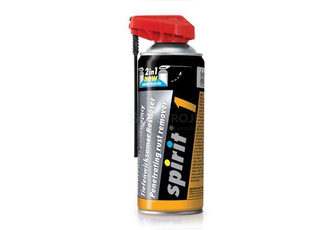 Penetrující a uvolňující mazivo SPIRIT 1 - spray 400 ml