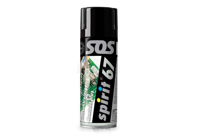 Elektro kontakt sprej SPIRIT 67 - spray 400 ml
