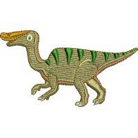 Výšivka dinosaurus 10