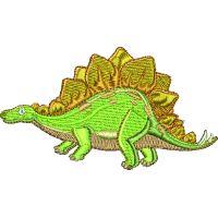 Výšivka dinosaurus 12