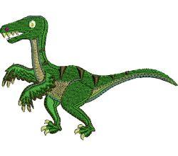 Výšivka dinosaurus 5