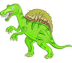 Výšivka dinosaurus 8