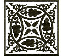 Výšivka ornament 1