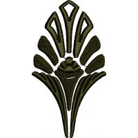 Výšivka ornament 110