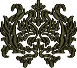 Výšivka ornament 111