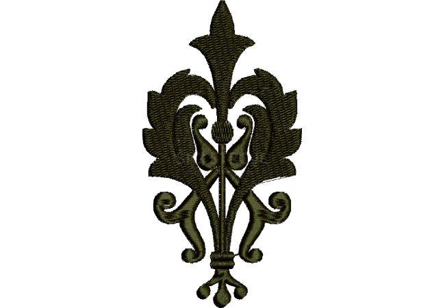 Výšivka ornament 112
