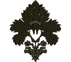 Výšivka ornament 115