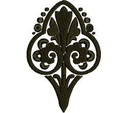 Výšivka ornament 116
