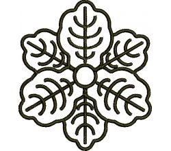 Výšivka ornament 119