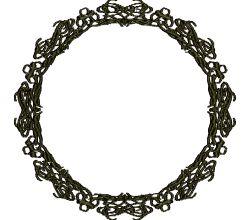 Výšivka ornament 121