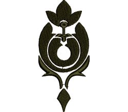 Výšivka ornament 29