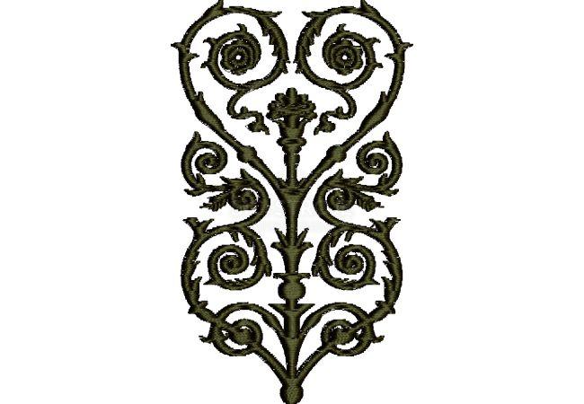 Výšivka ornament 38